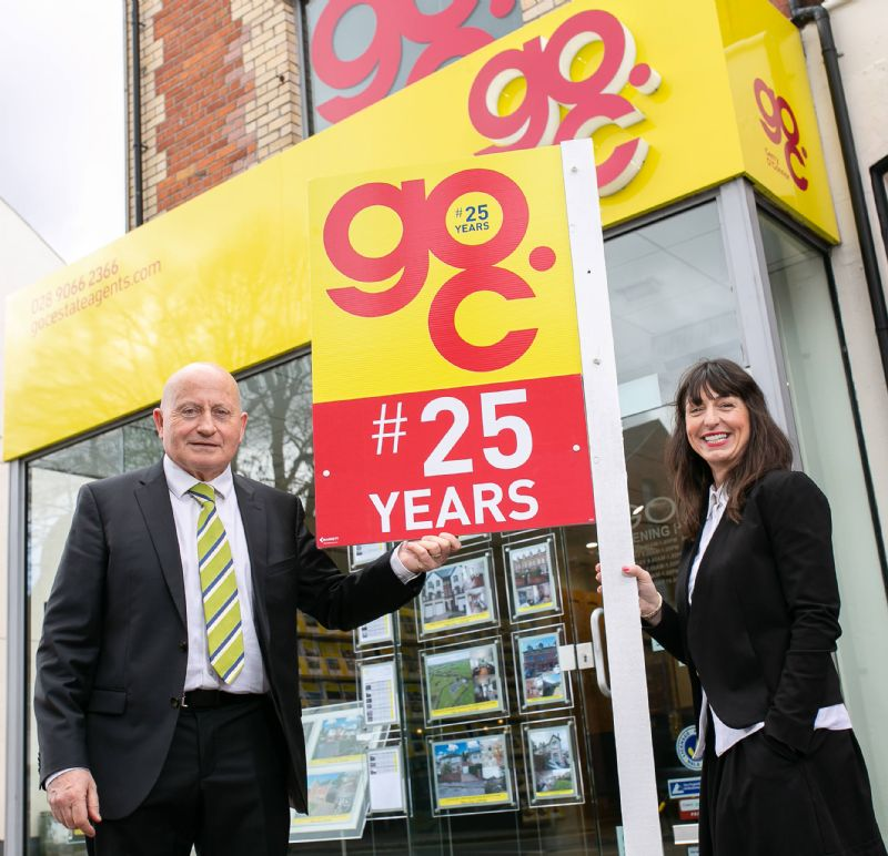 GOC Estate Agents - Gerry's Personal Insight Into The Last 25 Years