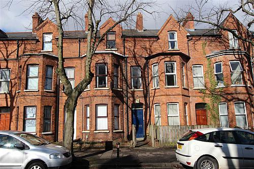 Apt 2, 50 University Avenue, Belfast