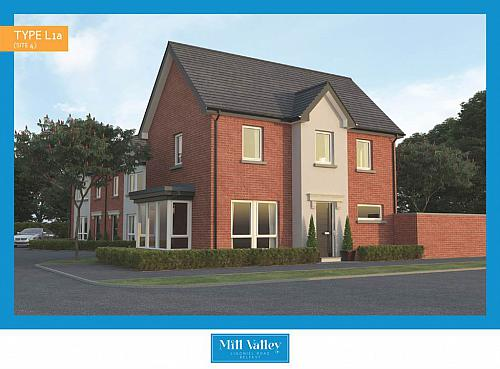 Site 4 Mill Valley, Belfast
