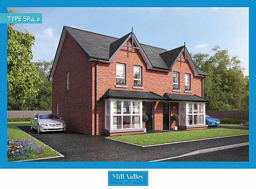 Site 43 Mill Valley, Belfast