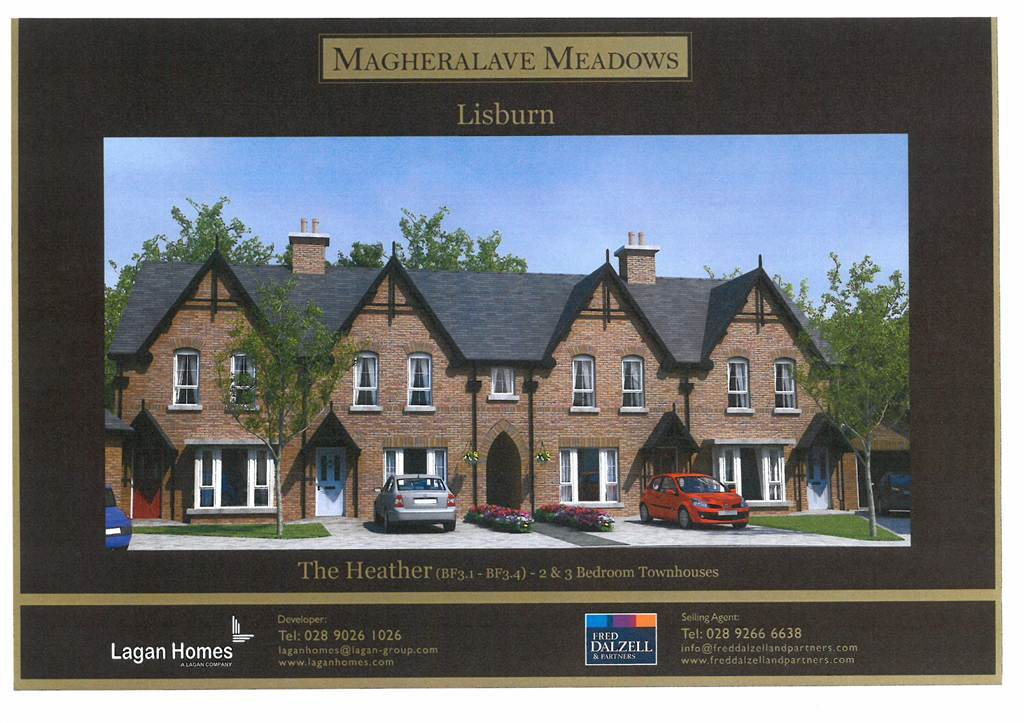 Site 93 Magheralave Meadows