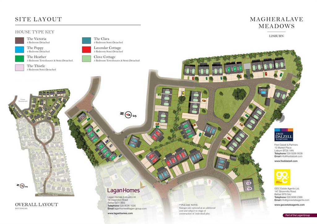 Site 100 Magheralave Meadows