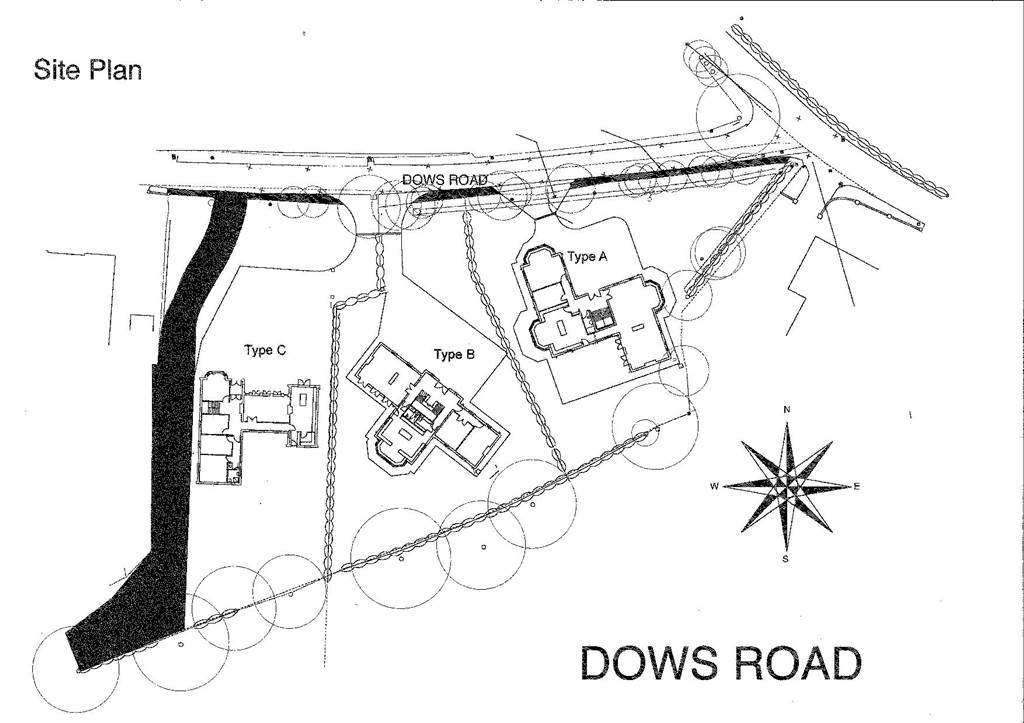 Site 1 Dows Road