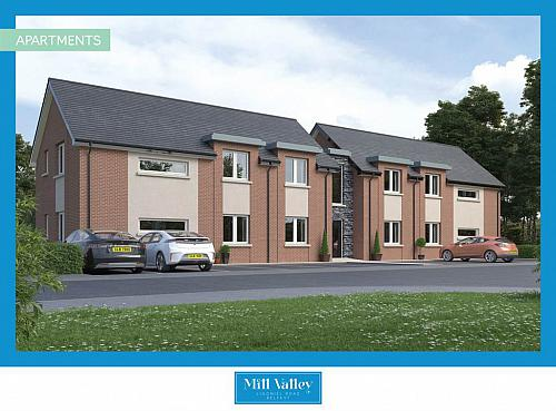 3 Mill Valley Apartments, Belfast