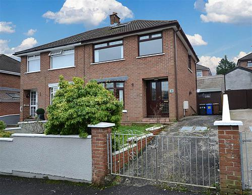 21 Wolfhill Drive, Belfast