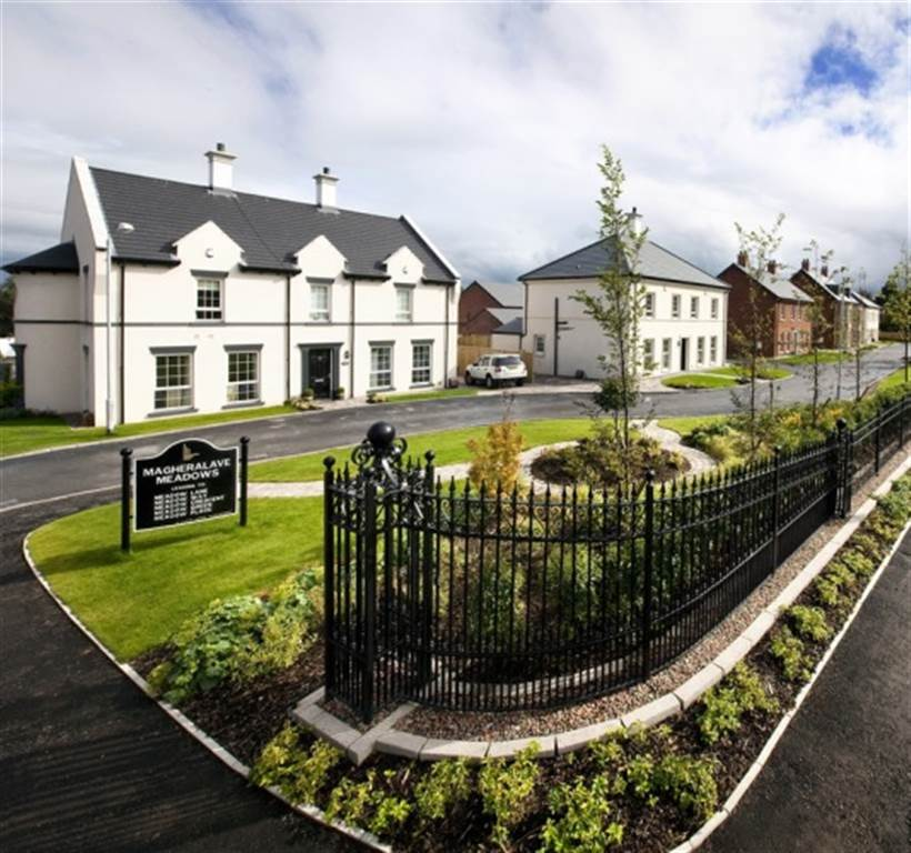 Site 142 Magheralave Meadows