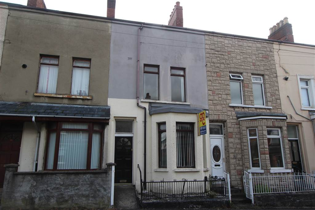 153 Donegall Road