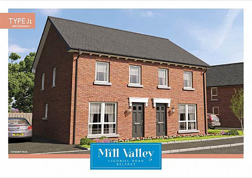 Site 53 Mill Valley, Belfast